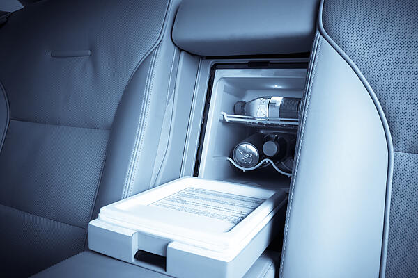 Mobile Refrigeration in Cars