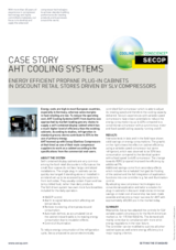 AHT Cooling systems