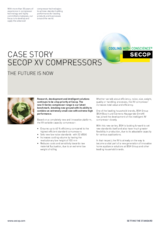 Secop XV Compressors