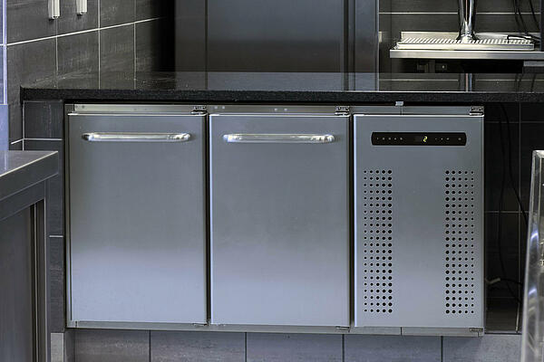 Commercial freezers refrigerators