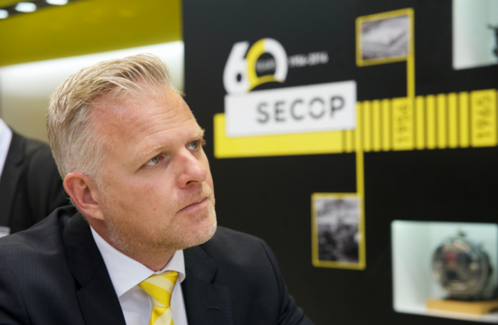 Secop at Chillventa 2016 – Interview with Mogens Søholm