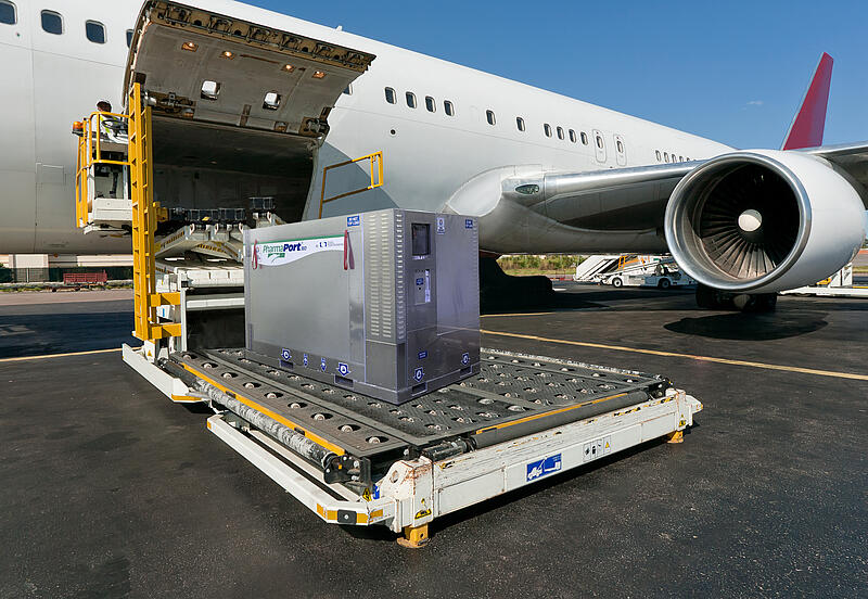 Airfreight Cooling